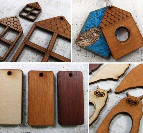 Woodjewelry