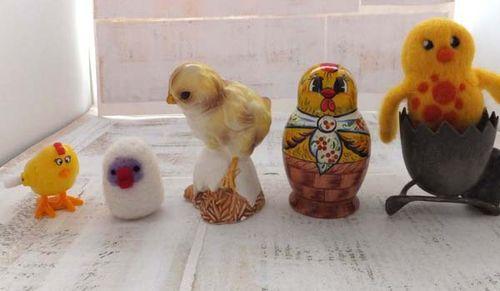 ChicksLinedUp