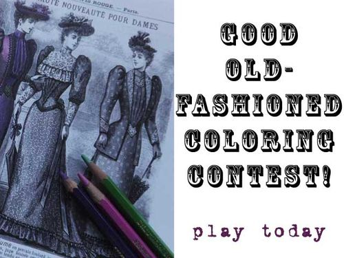 ColoringContestAnnouncement